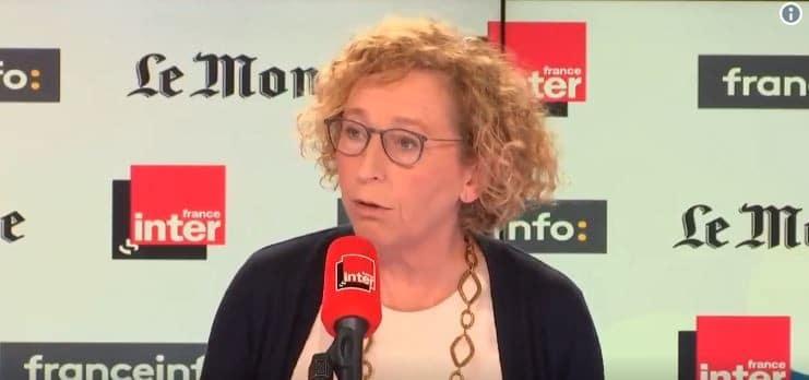 Muriel Pénicaud au micro de France Inter - Dimanche 14 octobre 2018