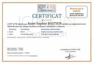 certification-anne-sophie-bastien